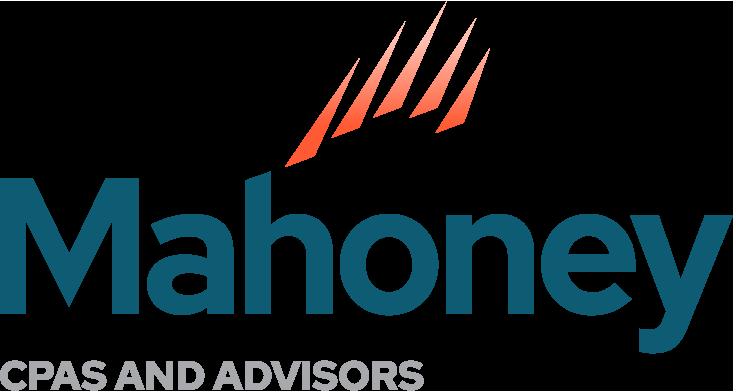 Mahoney logo transverse