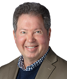John Ries Headshot