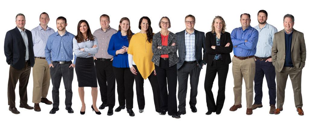 Mahoney Leadership Team - Standing