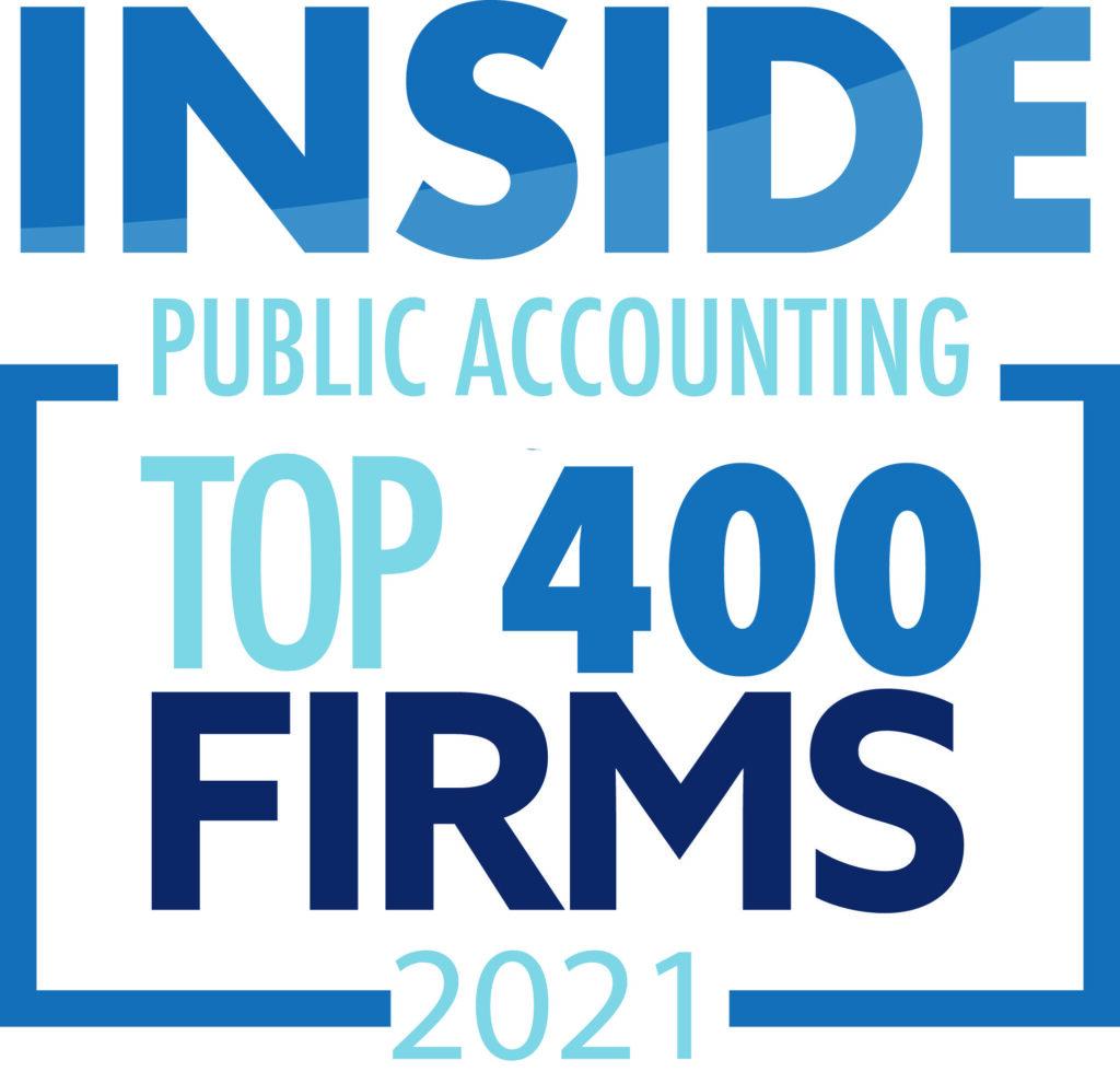 Top 400 Award Logo